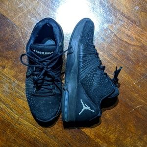 Michael Jordan's ~Jordan Black US9 UK8 EUR42.5